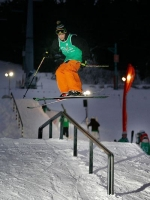 NORTH FACE POLISH FREESKIING OPEN 2009